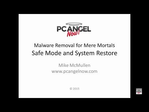 MRfMM - Safe Mode and System Restore - Win 7/Vista