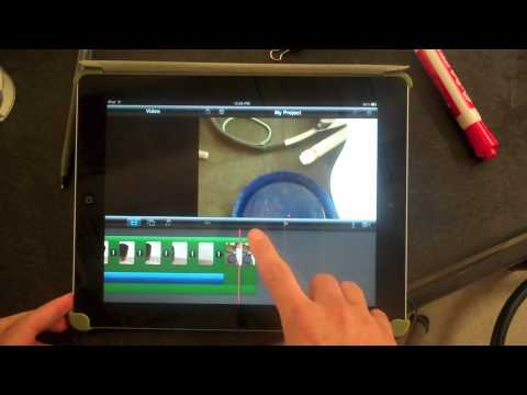 iMovie iOS - StopMotion.mov