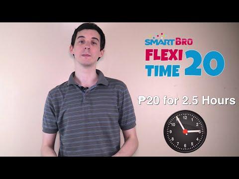 Smartbro Flexitime - Missing Minutes?