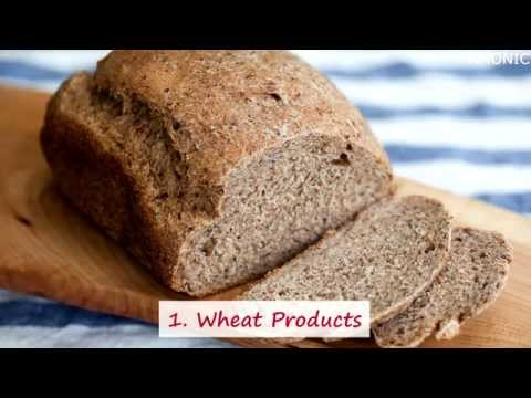 Top 10 Foods High in Gluten