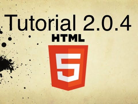 HTML5 Tutorial 2.0.4   How to Insert an Image into Your Code