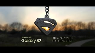 Samsung Galaxy S7 Camera Test (4K Cinematic)