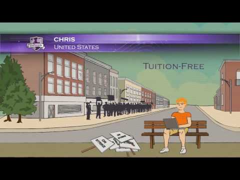 The World's First Tuition-Free Online University - How does it work?