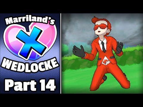 Pokémon X Wedlocke, Part 14: Flare Signals!