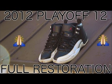 2012 Playoff 12 FULL RESTORATION