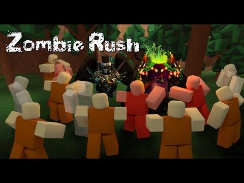 Roblox: Zombie Rush - I'M GOING CRAZY