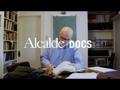 James Magnuson: The Man Behind the Michener Center for Writers   Alcalde Docs   Texas Exes