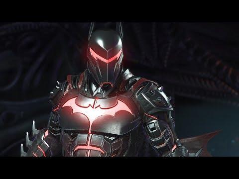 Injustice 2 - Hellbat VS Darkseid