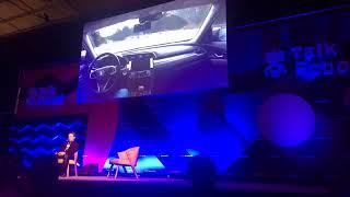 Comma.ai: Open source autopilot project - autonomous driving 4 everyone! | George Hotz  @ Web Summit