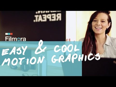 Adding Motion Graphics to Videos is NOT just for Pros -- How To Do it Easily
