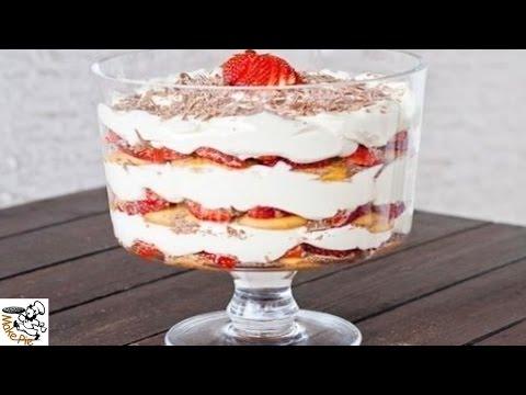 Strawberry cake recipes.Strawberry tiramisu
