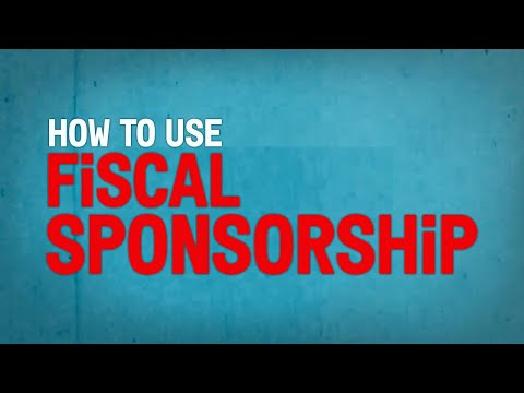 What is Fiscal Sponsorship? Learn how to get money for your film project.