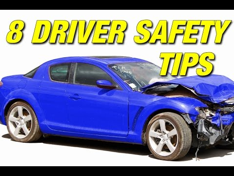 Personal Injury: 8 expert driver safety tips to prevent car accidents
