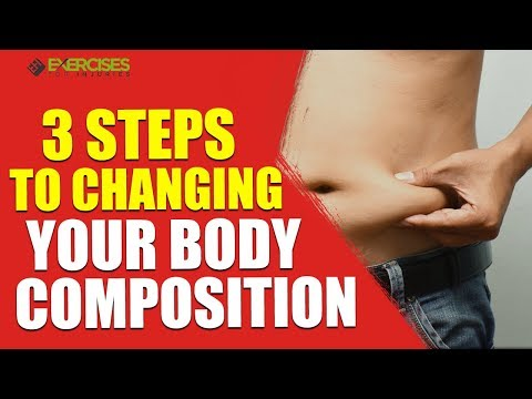 Ryan Faehnle on 3 Steps to Changing Your Body Composition