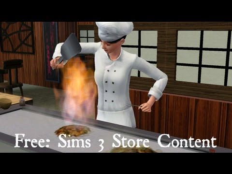 How To Get Free Sims 3 Store Content