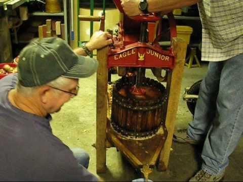 Antique Cider Mill - Fruit Press