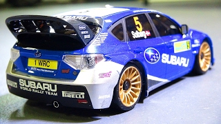 Unbox & DRiFT for the 1st Time! SUBARU RALLY Kyosho MiNi Z AWD | RC ADVENTURES