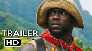Jumanji 2: Welcome to the Jungle Trailer #1 Teaser (2017) Kevin Hart, Dwayne Johnson Movie HD