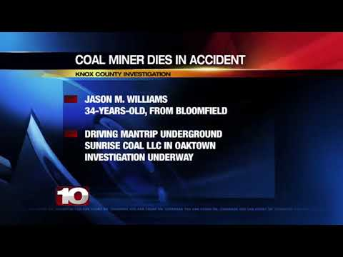 Knox County Mining Accident update