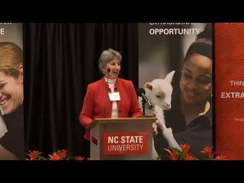 NC State College Of Veterinary Medicine Scholarship Dinner 2018