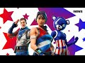 FORTNITE 4TH OF JULY SKINS ARE BACK