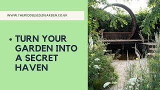 Garden privacy - how to make your garden feel more private