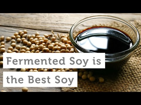 Soy: Good, Bad, The Facts