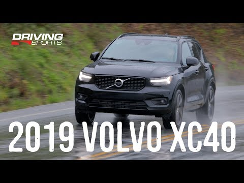 2019 Volvo XC40 T5 R-Design Compact Crossover First Drive