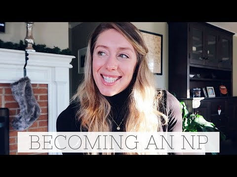 I'M BECOMING A NURSE PRACTITIONER | Major Life Change!