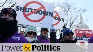 U.S federal workers face first payday without pay amid shutdown
