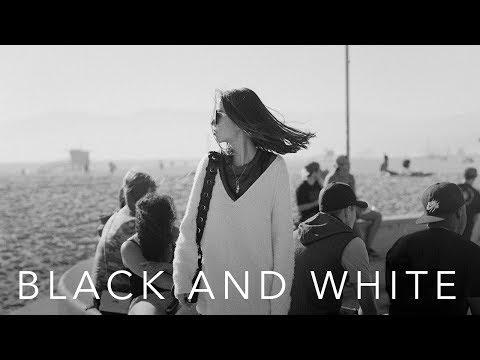 Scanning Black and White Film