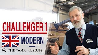 Tank Chats #82 Challenger 1 | The Tank Museum