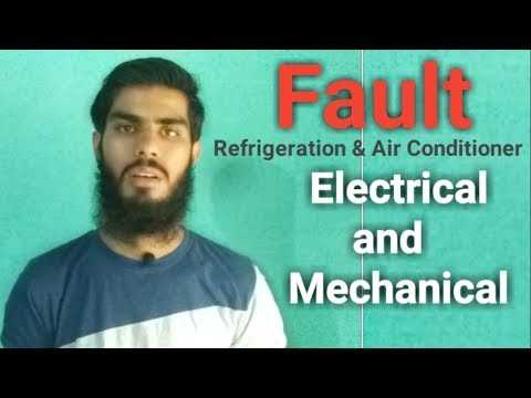 R/AC 2 fault mechanical and electrical | fully4world