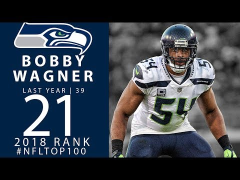 #21: Bobby Wagner (LB, Seahawks)   Top 100 Players of 2018   NFL