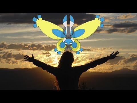 Shiny Mothim Sweep