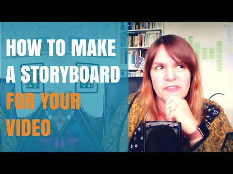 How To Make A Storyboard For A Video - 1 Minute Moment #90