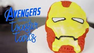 Avengers-Inspired Toaster Tarts | Marvel Studios