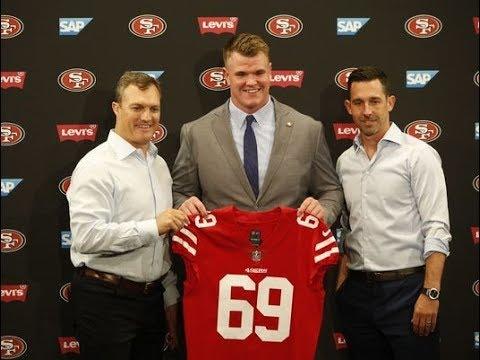 San Francisco 49ers 2018 NFL Draft Recap