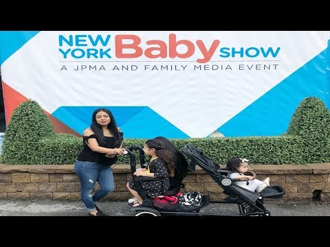 NYC Baby Show 2018! NEW BABY GEAR & GADGETS