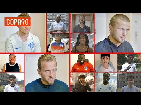 Forget the Past, We're All Behind You - Kane, Sterling, Dier, Trippier React to Fans