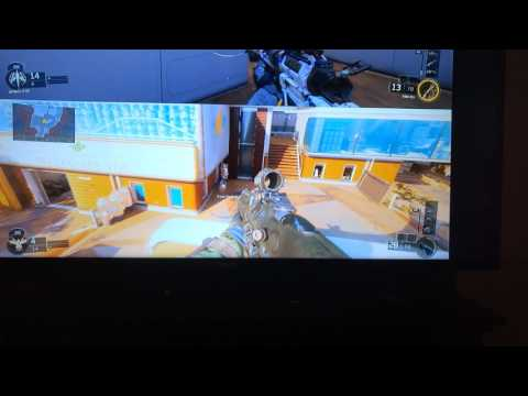 Playing Black Ops 3 on Xbox One