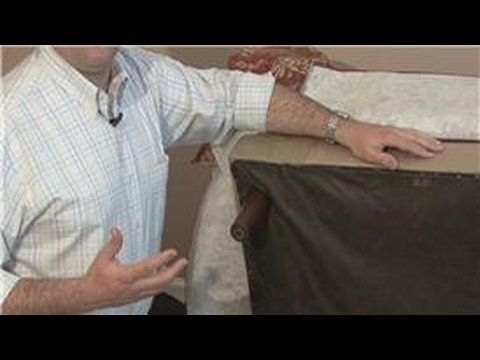 Home Improvement & Maintenance : How to Replace Legs on Couches