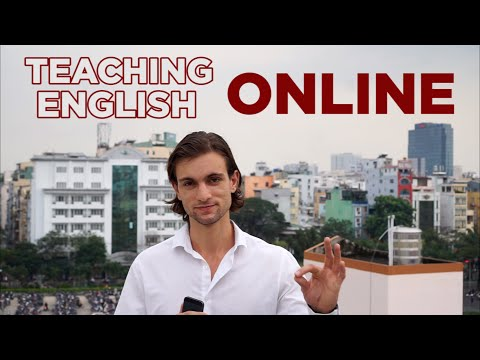 Teaching English Online To Fund Living Abroad