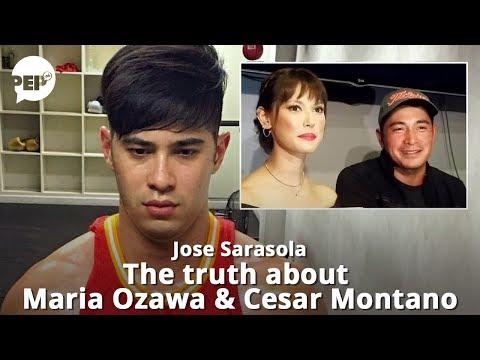 Xxx Mp4 Jose Sarasola Tells Truth About Quot Maria Ozawa Cesar Montano One Night Stand Quot Story 3gp Sex