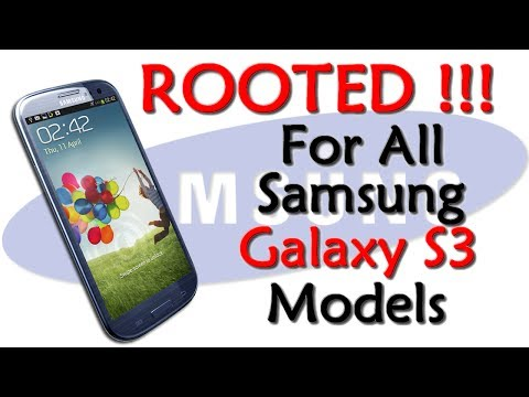 Tutorial : How to Root ANY Ver of Samsung Galaxy S3 SIII