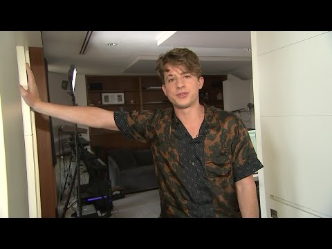 Inside Charlie Puth's pad: a plethora of pianos, perfect pitch demo