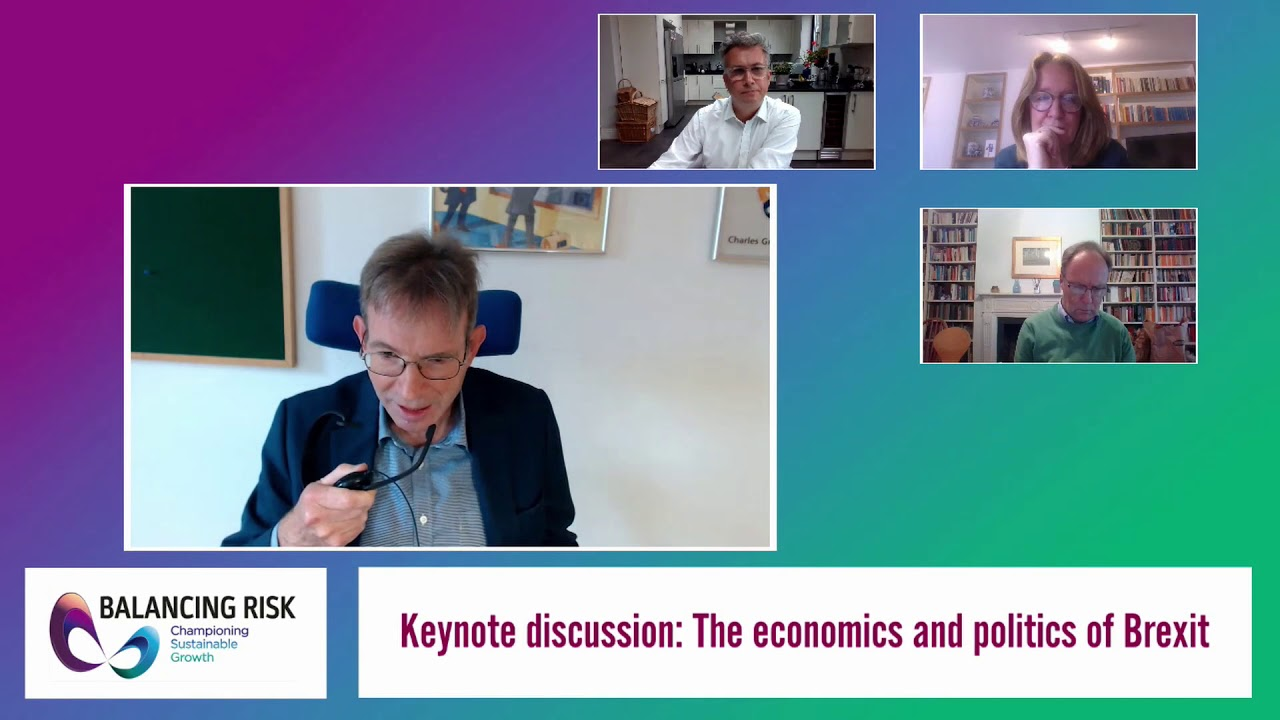 Keynote discussion: the economics and politics of Brexit