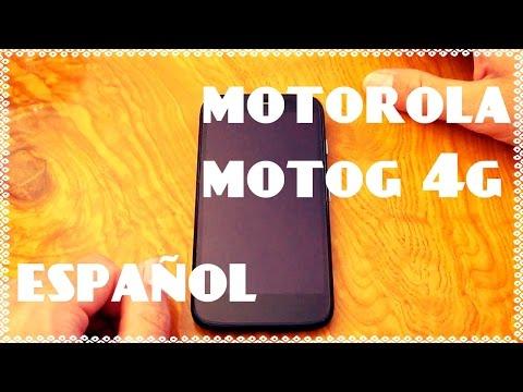 Review Motorola MotoG 4G //ESPAÑOL//