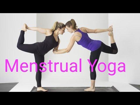Yoga for Menstrual disorder  -  ANTAS YOG BY INDU JAIN