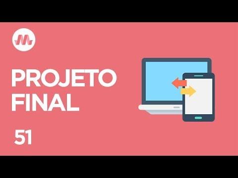 Curso Materialize CSS - Aula 51 - Projeto Final